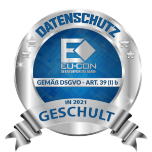 Datenschutz Siegel 2021 EU-Con